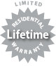 Limited Residential Lifetime Warranty