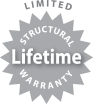 Limited Structural Lifetime Warranty