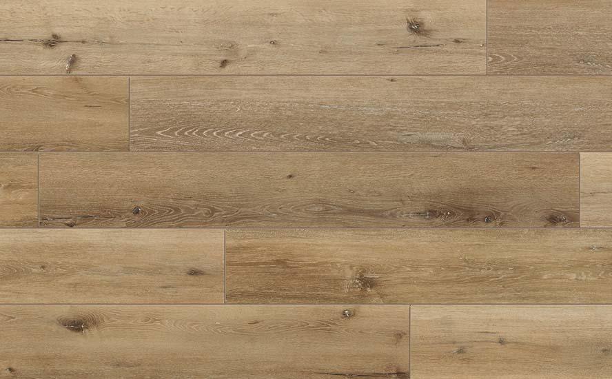 Johnson Hardwood Skyview Series SPC flooring, color Lightning