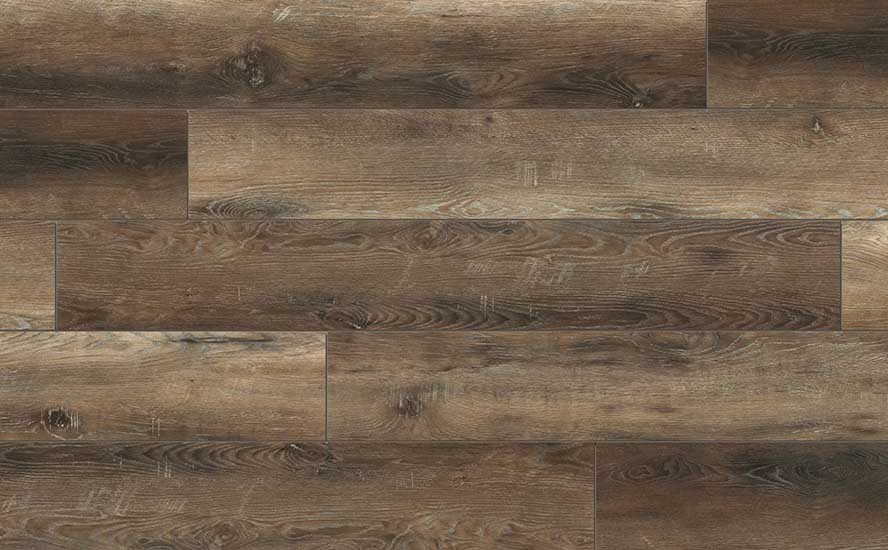 Johnson Hardwood Skyview Series SPC flooring, color Cumulus
