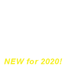 logo with new for 2020 text